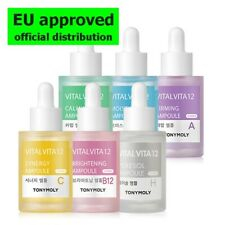 TonyMoly Vital Vita 12 Ampoule - 6 types - Official EU Distribution