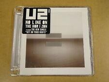 CD / U2 - NO LINE ON THE HORIZON