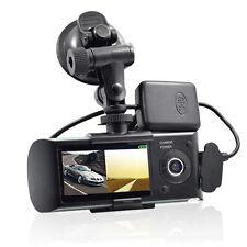 GPS Dashcam Autokamera Dual Lens Car Camcorder Video Registrator Taxi Camera DVR