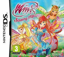 Winx CLUB SALVAR ALFEA DS