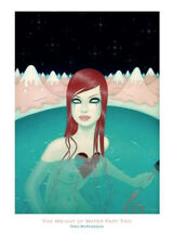 WEIGHT OF WATER II POSTCARD BY TARA MCPHERSON