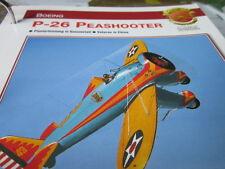Fliegen 14: Karte 14 Boeing P 26 peashooter