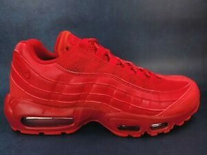 New Nike Air Max 95 Varsity Red 'Triple Red' CQ9969-600 Mens Shoes Size 8