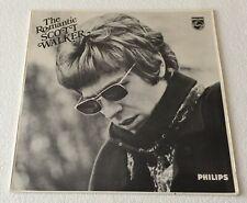 SCOTT WALKER~THE ROMANTIC SCOTT WALKER~1973 UK 12-TRACK STEREO VINYL LP [Ref.3]