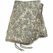Military Style Poncho Liner Blanket - ACU