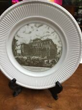 "Wedgwood Piranesi Plate  "" The Barberini Palace"" 10.5"""