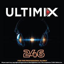 Ultimix 246 CD Taylor Swift Pink Kelly Clarkson U2 Maroon 5 Dua Lipa PRETTYMUCH