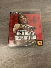 Red Dead Redemption - Jeu Playstation 3 PS3 - Complet Pal FR
