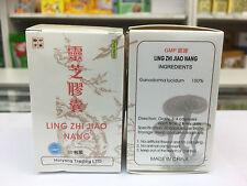 """1 Caja Reishi cápsulas Hongo Lingzhi Ganoderma Lucidum """"vendedor de Reino Unido"""""""