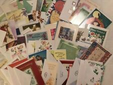 Large Lot of 50+ Assorted Greeting Cards