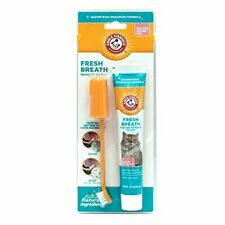 Cat Dental Care Toothpaste Solutions Toothbrush Eliminates Breath Natural Brush