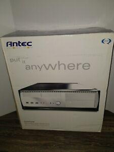 Antec Overture Piano Black Media Case 380 watt ATX 12V Power Suply