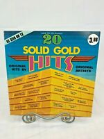 Record As Seen on TV 20 Solid Gold Hits various artists 1974