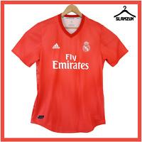 Real Madrid Football Shirt Adidas XL Third Away Soccer Jersey Parley 2018 D14