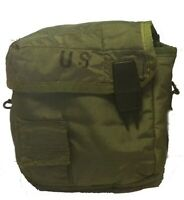 US Military 2 Quart Canteen Cover Pouch, Insulated, OD Green 2 QT VGC