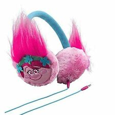TROLLS PLUSH OVER EAR HEADPHONES