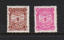 New Zealand - #OY27-28 mint, cat. $ 19.00