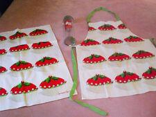 Christmas Apron and Tea Towel