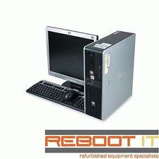 """HP DC5850 Athlon 64 X2 5200B  2.7GHz 2GB 160GB DVDRW + 19"""" HP LCD monitor"""