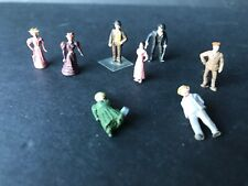HO scale Figures LYTLER RAGTIMERS  from Ladies & Gents painted 1890-1910 RARE