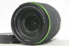SMC Pentax-DA 18-135mm f/3.5-5.6 ED AL [IF] DC WR Lens SN5301892 from Japan