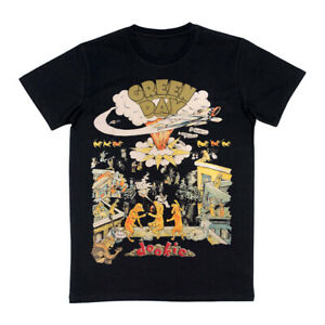 Green Day Dookie Men's Black T-Shirt Official Licensed S M L XL
