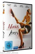 MARIA'S LOVERS (Nastassja Kinski, Robert Mitchum, John Savage) NEU+OVP