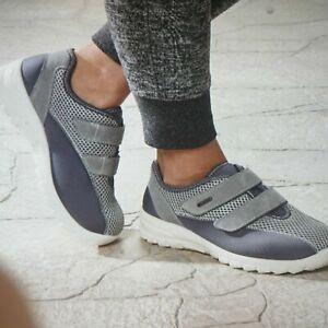 Freizeitschuh Vancouver Gesundheitsschuhe grau Schuhe Sneaker Halbschuhe Gr 41