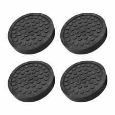 Rubber Arm Pads (Set of 4) for Automotive Lift & Machinery Corp. Slip-on #69