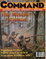 Command Magazine #51 1998  The Meuse Argonne