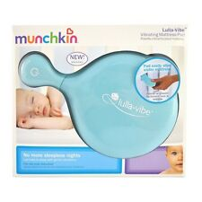 Munchkin Lulla-Vibe Vibrating Mattress Pad Baby Soother