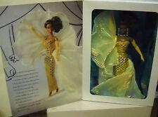 #7710 NRFB Mattel HTF Classique Evening Extravaganza African American Barbie l