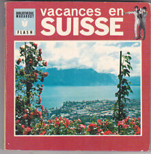 Marabout Flash 199 Vacances en Suisse
