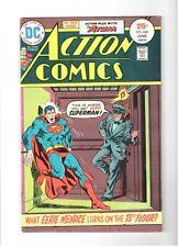 Action Comics # 448 - June 1974 -  Very Fine++