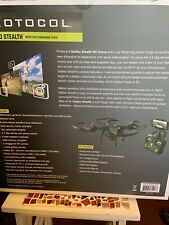 NEW Protocol Galileo Stealth Drone with Live Streaming Videoand Remote Control