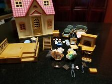 calaco criters house, furniture, hot tub and cat lot