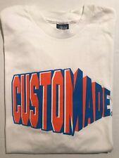 1 Of 1 Sample Stussy Custom Made Shirt Xl Knicks Orange Blue Supreme 8 10 Cap 9
