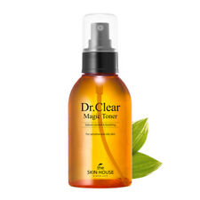 THE SKIN HOUSE Dr Clear Magic Toner 130ml K beauty Acne Facial Skin Care