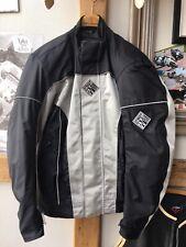 A Nice Street Mate Textile Motorcycle Biker Jacket. Size S