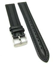 Genuine Mondaine Watch Strap XL Black (20mm) BRAND FE18320.20Q.XL