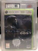 Xbox 360 Halo 3 - ODST UKG/VGA Graded 85 NM+ 2009