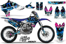 AMR Racing Yamaha YZF450 Graphics Number Plate Decal Kit Bike Wrap 10-13 FRENZY