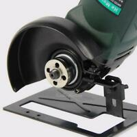 Angle Grinder Holder Cutting Machine Conversion Tool Safety Shield Woodworking