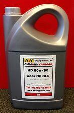 A&Y HD80W/90 Gear Oil, 5litres