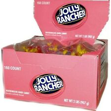 Watermelon Jolly Rancher 160 ct box ships for free! Great Hershey's quality.