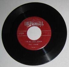 "Fats Domino - USA 45 - ""I'm In Love Again"" / ""My Blue Heaven"" - VG"