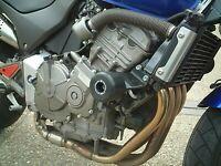 R&G Racing Classic Style Crash Protectors for Honda CBF600 2004