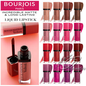 Bourjois ROUGE EDITION Velvet Lipstick Matte Finish Long-lasting