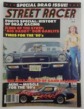 Street Racer Magazine: Special Drag Issue - April 1980 - History Drag Racing