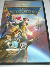 Walt Disney - Der Schatzplanet - VHS/Zeichentrick/Abenteuer